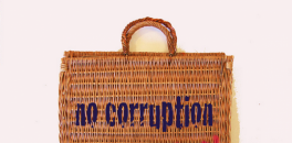 No Corruption Design and Romani WickArt  Roza EL-Hassan