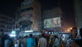 Mera Karachi Mobile Cinema - Tentative Collective
